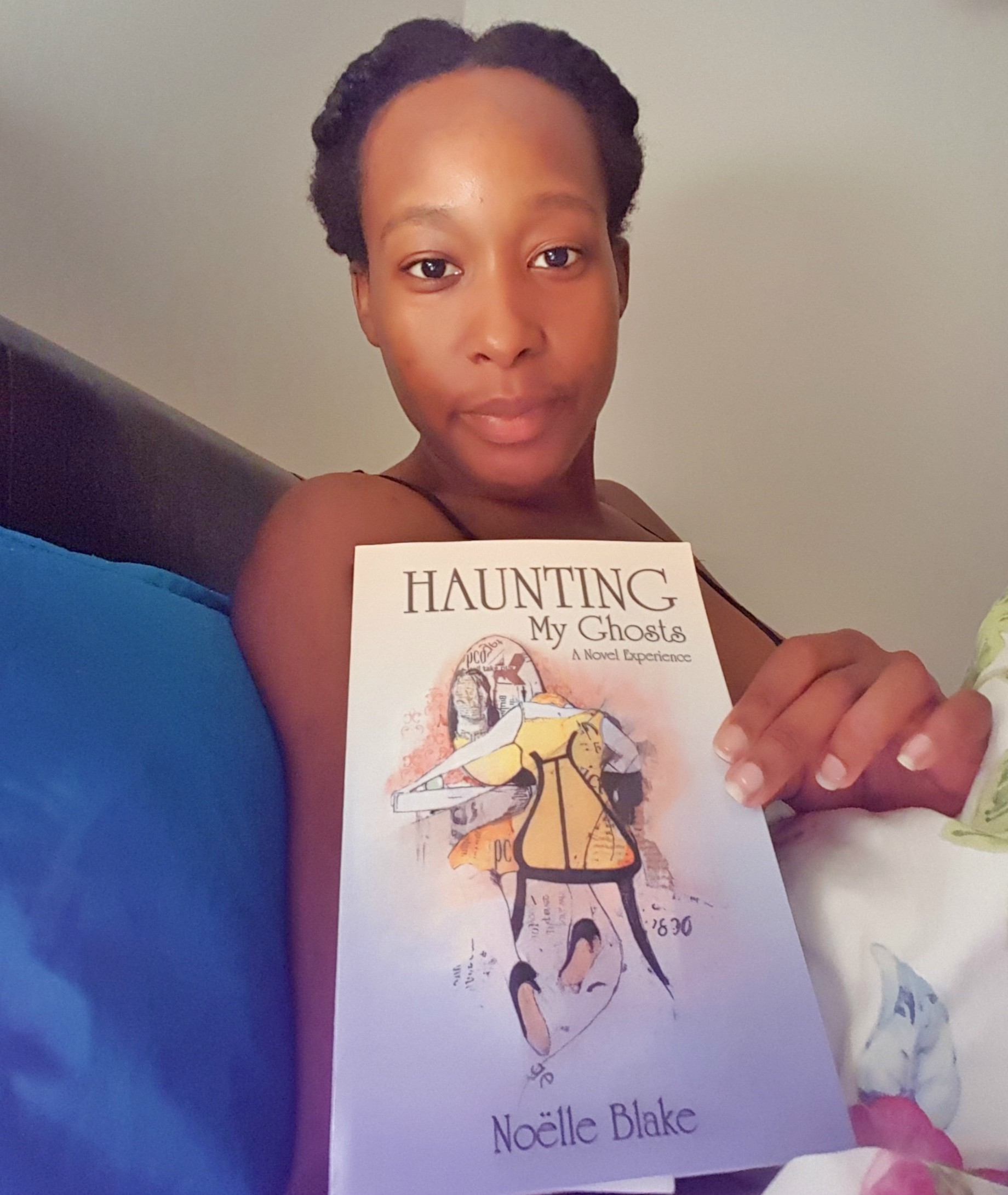 BOOK REVIEW: Haunting My Ghosts: A Novel Experience by Noëlle Blake